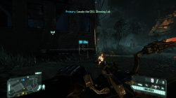Crysis 3 mission 4 nanosuit upgrade