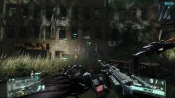 Crysis 3 mission 5 nanosuit upgrades