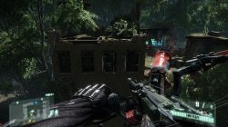 Crysis 3 mission 5 nanosuit