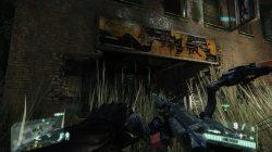 Crysis 3 mission 5 propaganda poster