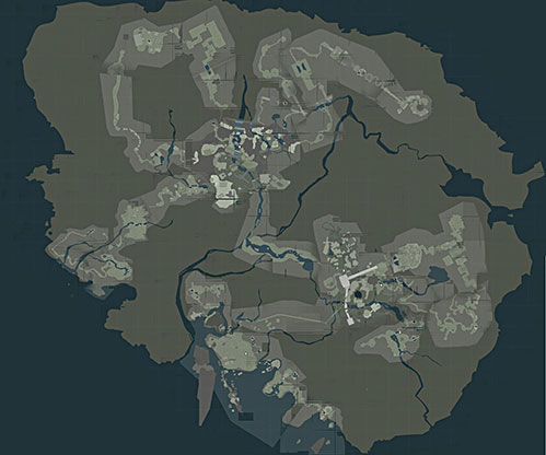 Tomb Raider Map Tomb Raider Collectibles Map   GosuNoob.Video Game News & Guides Tomb Raider Map