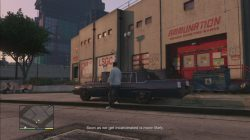 GTA 5 Mission 7 The Long Stretch Guide