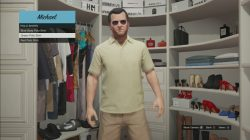 gta 5 Green Polo Shirts