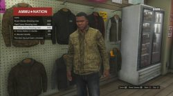 gta 5 shooting vest