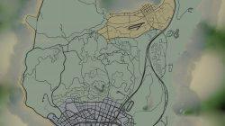 gta 5 Drug Shootout event map locations