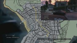 gta 5 drive towards location