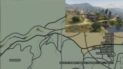 GTA 5 Under The Bridge Location 10