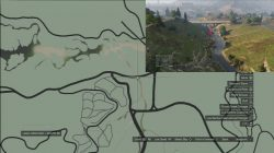 GTA 5 Under The Bridge Location 12