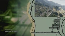 GTA 5 Under The Bridge Location 15