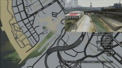 GTA 5 Under The Bridge Location 16
