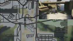GTA 5 Under The Bridge Location 28