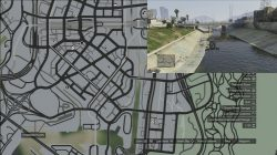 GTA 5 Under The Bridge Location 31