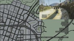 GTA 5 Under The Bridge Location 38