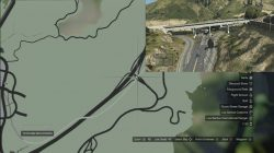 GTA 5 Under The Bridge Location 44