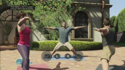 gta 5 mission yoga