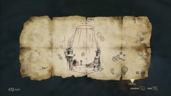 AC 4 Corozal Treasure Map