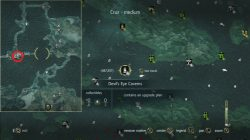 AC 4 Elite Swivel Guns Plan Location
