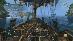 Board Vargas Ship