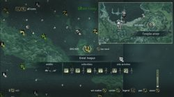 Great Inagua Templar Armor Map Location