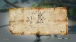AC 4 Salt Lagoon Treasure Map