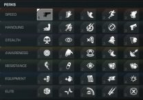 COD: Ghost Perks list