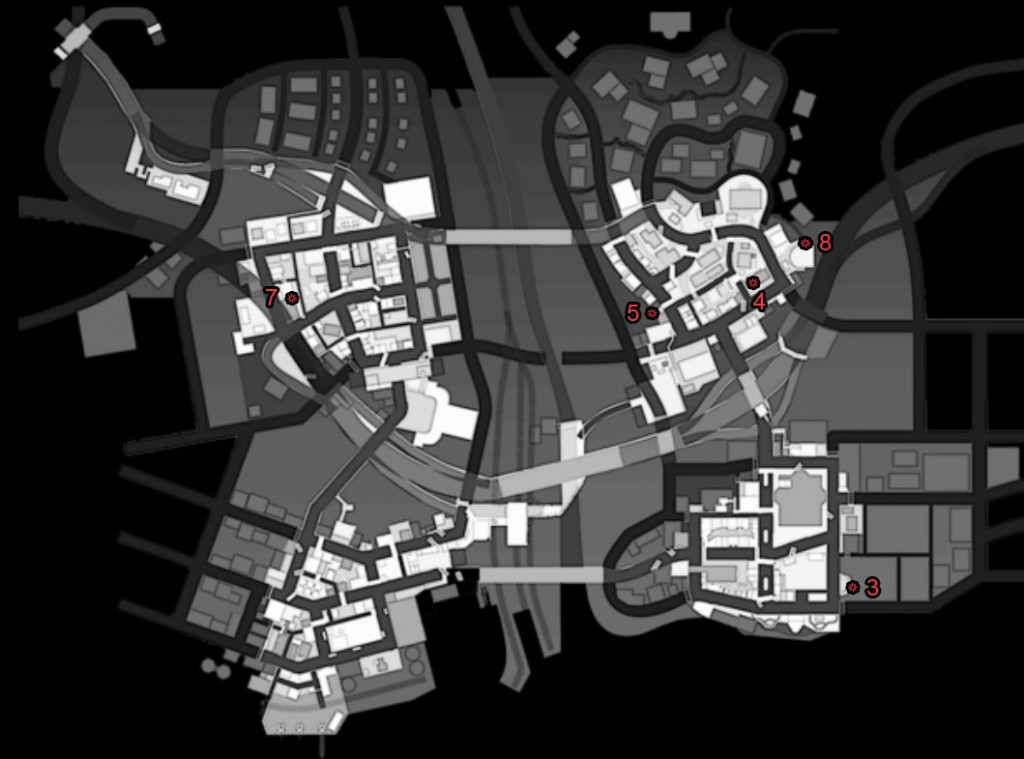 dead rising 3 combo vehicle blueprints locations