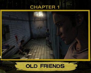 Chapter 1 Old Friends The Walking Dead