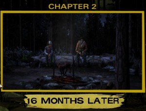 Chapter 2 16 Months Later the Walking Dead Game