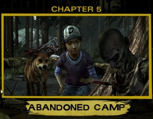 Chapter 5 Abandoned Camp The Walking Dead Game
