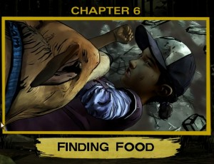 Chapter 5 Finding Food The Walking Dead
