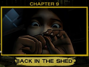 Chapter 9 Back in the Shed The Walking Dead Game