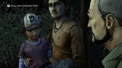 The Walking Dead Season Two All That Remains they will remember