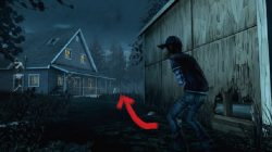 The Walking Dead Season Two All That Remains sneaking into house