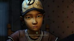 The Walking Dead Season Two All That Remains honest or not