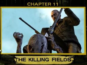 The Walking Dead Chapter 11 Killing Fields