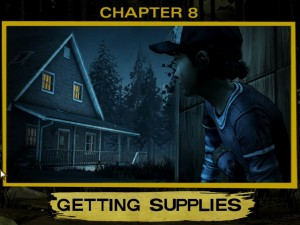 The Walking Dead Chapter 8 Getting Supplies