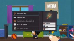 chaos lair key south park