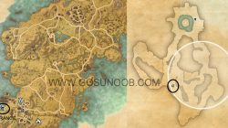 In the roots of the Hallows map