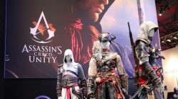 Assassin's Creed Fan's Custom Made Costume