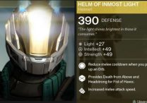 Helm of Inmost Light destiny