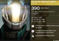 Helm of Inmost Light destiny