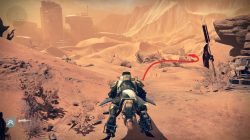 Mars Golden Chest N1 Location