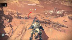 Mars Golden Chest N4 Location