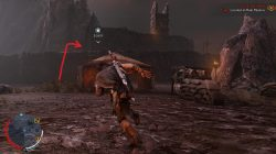 Shadow of Mordor Artifact Hoe Blade