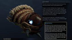 Shadow of Mordor Artifact Horned Helmet