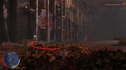 Shadow of Mordor Artifact Iron Shackle
