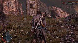 Shadow of Mordor Artifact Strange Rock