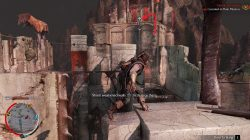 Shadow of Mordor Ithildin Durthang Keep