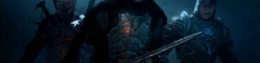 The Black Captain Shadow of Mordor Main Story