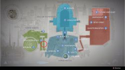 Tower Dead Ghost Locations